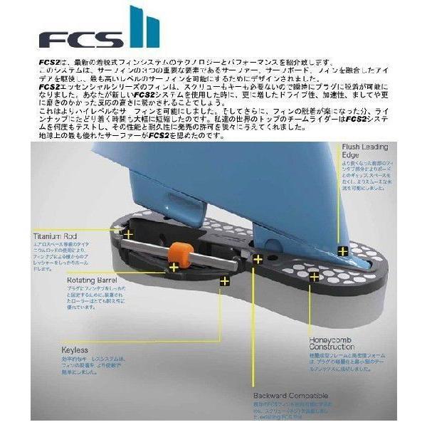 【P10倍】FCSII,FCS2,エフシーエスツー/ワンタッチ/4FIN・QUAD用リアフィン/PERFORMER GLASS FLEX,パフォーマー グラスフレックス/Mサイズ/65-80kg|selfishsurf|04