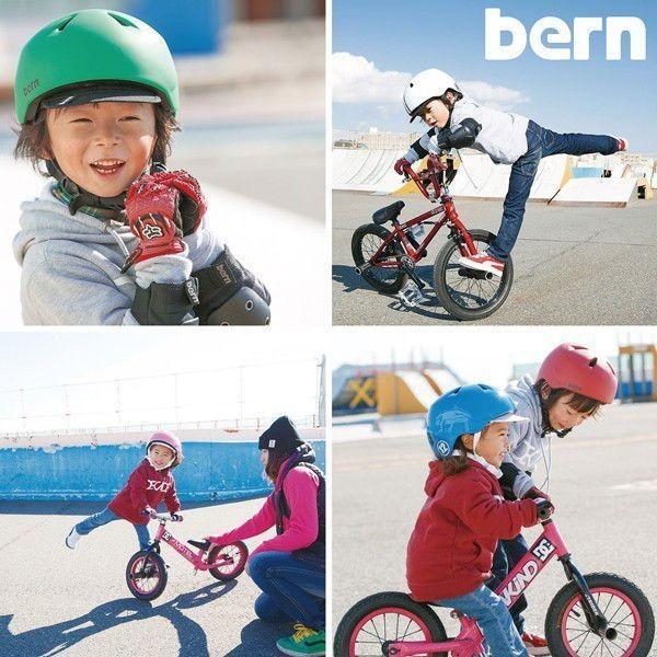 【ポイント10倍】BERN,バーン/ヘルメット/KIDS・キッズ(子供用)/オールシーズン対応/NINO/MATTE BLUE VISOR・マットブルー/XS/S・S/Mサイズサイズ|selfishsurf|03