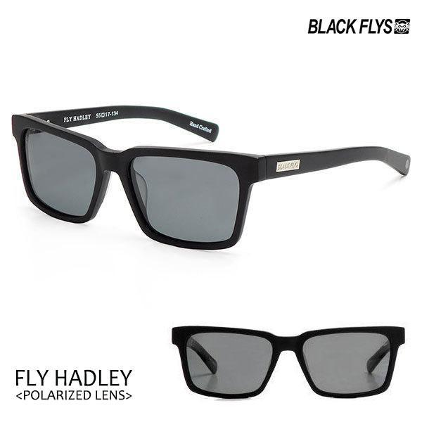 BLACKFLYS,ブラックフライ/19/FLY HADLEY Polarizedレンズ,フライヘドリー 偏光レンズ/BF-1194-08/MATTE BLACK/GREY POL/サングラス|selfishsurf