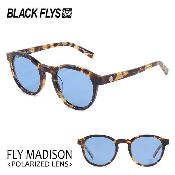 BLACKFLYS,ブラックフライ/19/FLY MADISON Polarizedレンズ,フライマディソン 偏光レンズ/BF-12825-07/HAVANA/LIGHT BLUE POL/サングラス/ライトレンズ selfishsurf