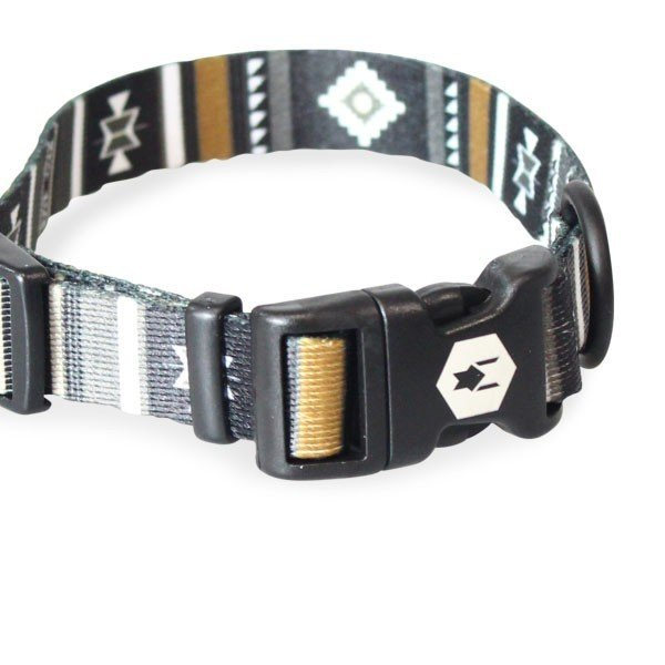 WOLFGANG MAN&BEAST・ウルフギャング/犬用/首輪/LokiWolf COLLAR/Sサイズ/小型犬/ネイティブ柄/AMERICAN MADE selfishsurf 03
