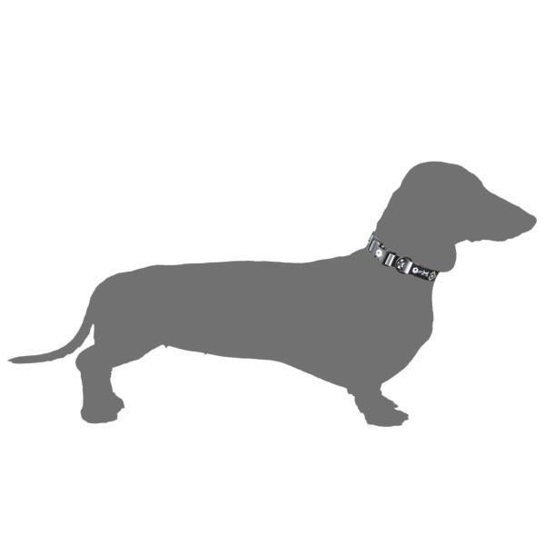 WOLFGANG MAN&BEAST・ウルフギャング/犬用/首輪/LokiWolf COLLAR/Sサイズ/小型犬/ネイティブ柄/AMERICAN MADE selfishsurf 04