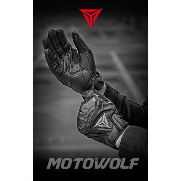 バイクグローブ 手袋 バイク用 自転車 春 夏 秋3シーズン グローブ メンズ 厚手 バイク ウェア|sellmax1