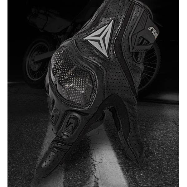 バイクグローブ 手袋 バイク用 自転車 春 夏 秋3シーズン グローブ メンズ 厚手 バイク ウェア|sellmax1|06