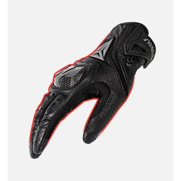 バイクグローブ 手袋 バイク用 自転車 春 夏 秋3シーズン グローブ メンズ 厚手 バイク ウェア|sellmax1|08