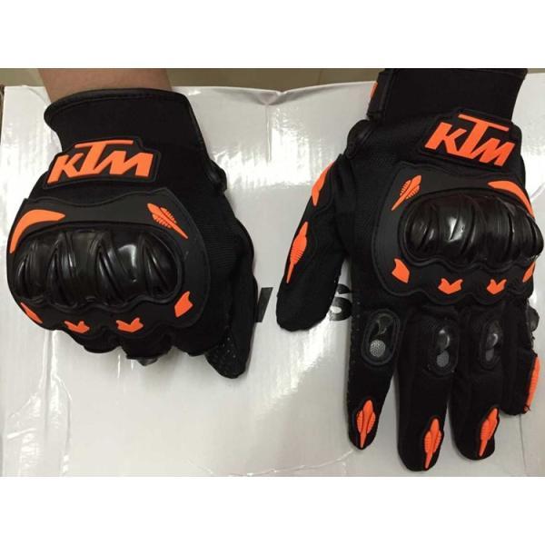 KTM  バイクグローブ 手袋  バイク用 自転車 春 夏 秋 3シーズン メンズ  バイク ウェア|sellmax1|03