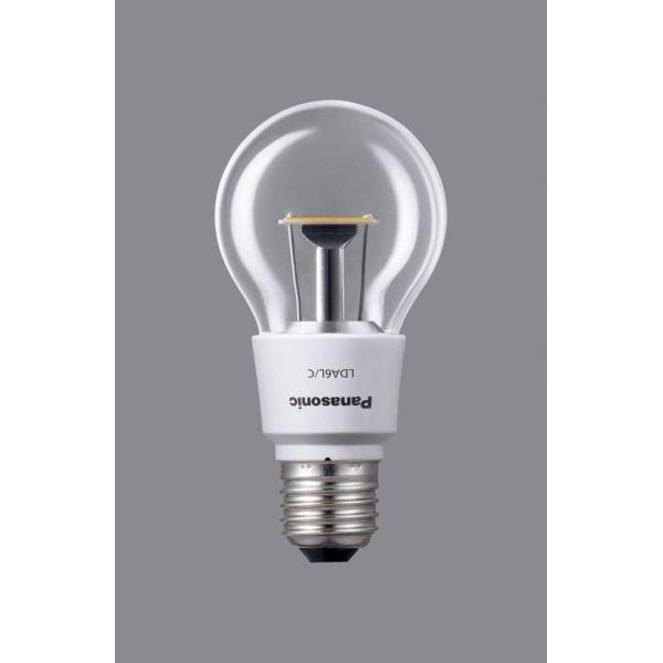 Panasonic LED電球 クリア電球タイプ 密閉形器具対応 電球40W相当 E26口金 LDA6L/C|sellsta|02
