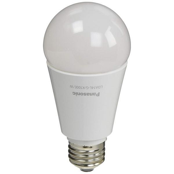 Panasonic LED電球 一般電球・広配光タイプ 密閉形器具対応 電球100W相当 E26口金 LDA14L-G/K100E/W|sellsta|02