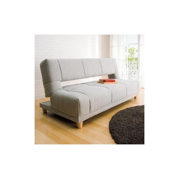1台2役そのまま寝れるソファー兼用ベッド