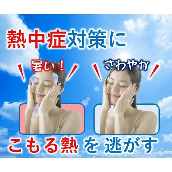 熱中症対策!汗の悩みに!背中のこもり熱を逃がして体を冷まし爽やかに、吸水速乾とコラボして涼感、保冷剤、水不要「背中クールタイ」Lサイズ|senakacool|02