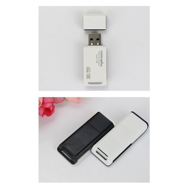 SDカードリーダー USBカードリーダー SDメモリーカードリーダー MicroSD/SD/SDHC/TF y2|senastyle|05