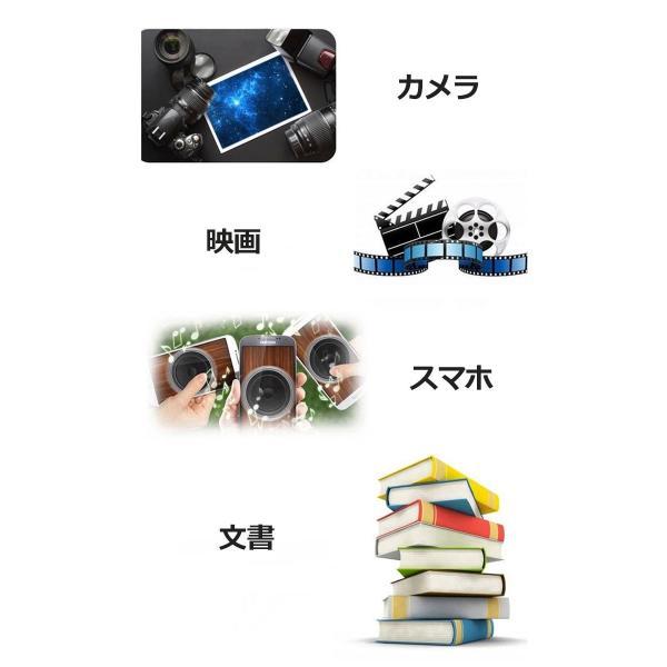 マイクロSDカード 4GB クラス10 microSDカード microSDHCカード SDカード変換アダプター付き senastyle 02