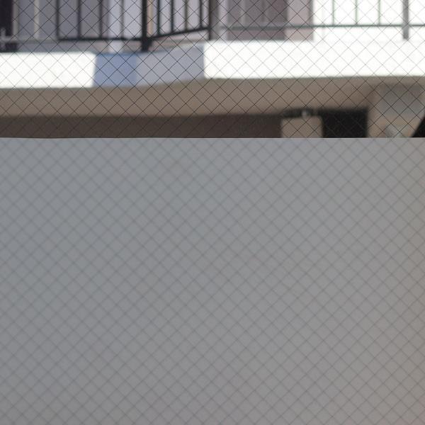 窓ガラス フィルム 外から見えない 窓 目隠しフィルム 幅120cm (mgch90-s001w-sam) はがせる おしゃれ 目隠しシート UVカット 飛散防止|senastyle|04
