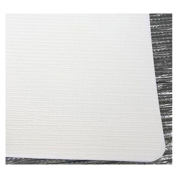 壁紙 断熱 アルミシート のり付き シールタイプ エコ 壁用 ホワイト クッション壁紙 省エネ 吸音 (壁紙 張り替え) おしゃれ サンプル y3|senastyle|03