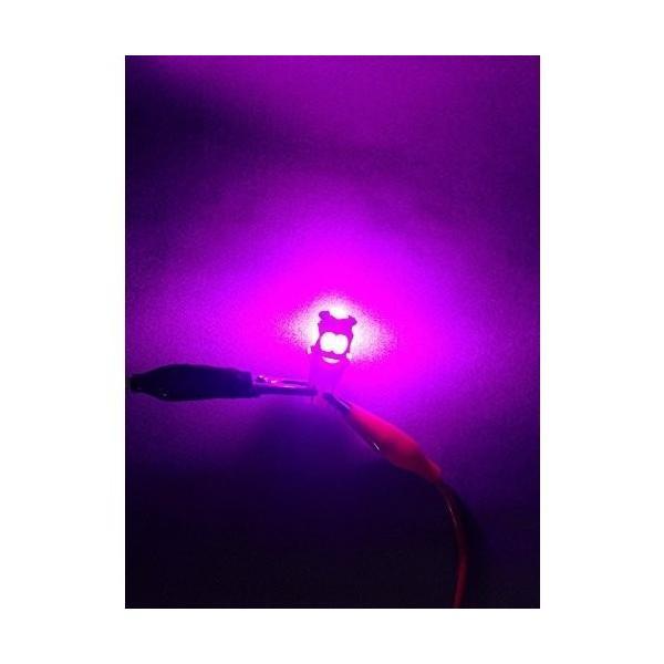 特売セール LEDバルブ T10 10連 ウェッジ球 SAMSUNG製 7020 ポジションランプ ナンバー灯 色選択可能 1本売り sendaizuihouen-store 03