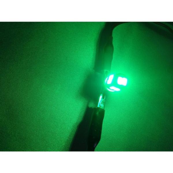特売セール LEDバルブ T10 10連 ウェッジ球 SAMSUNG製 7020 ポジションランプ ナンバー灯 色選択可能 1本売り sendaizuihouen-store 04