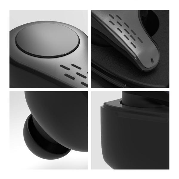 新作ブルートゥースイヤホン Bluetooth 5.0 ワイヤレスイヤホン  ヘッドセット 片耳 Hi-Fi高音質 マイク内蔵 充電ケース付属 最大連続再生時間20時間 左右耳兼用|sendaizuihouen-store|14