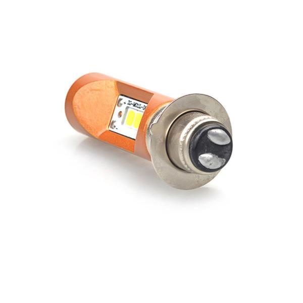 バイク用 LEDヘッドライト PH7Hi/Lo切替 8W Bridgelux COBチップ採用 ホワイト H6M AC DC兼用 1灯分|sendaizuihouen-store|05