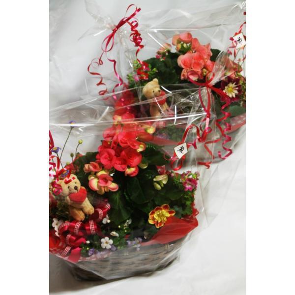 《花農家直送》[送料無料]千華園「フラワーンダフルバスケット」ギフト《大》|senkaen
