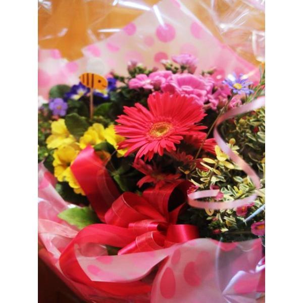 《花農家直送》[送料無料]千華園「フラワーンダフルバスケット」ギフト《大》|senkaen|03