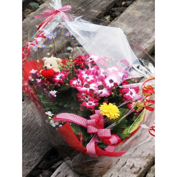 《花農家直送》[送料無料]千華園「フラワーンダフルバスケット」ギフト《大》|senkaen|04