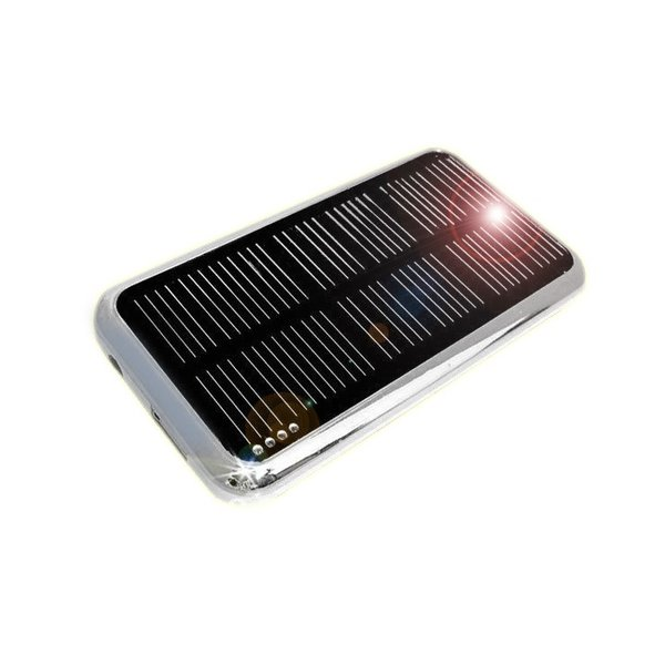 「WASHODO」ソーラーチャージャー 大容量充電器 3500mAh スマホ・携帯など充電可能!ブラック/ホワイト|senkyakuya