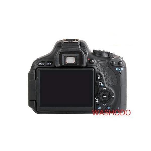 CANON EOS 60D 60Da 600Dデジタルカメラ専用 液晶画面保護シール 503-0010A