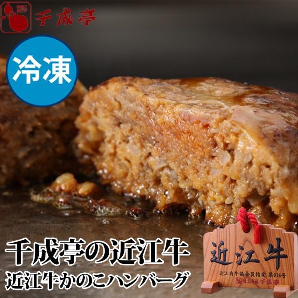 近江牛 かのこハンバーグ|sennaritei