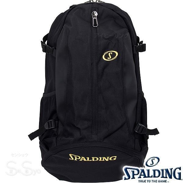 SPALDING ケイジャー ポリネシアン ブラック バスケットボール バッグ バックパック リュック スポルディング CAGER 40-007PB senssyo 12