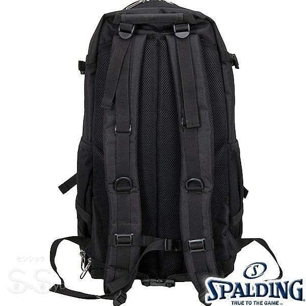 SPALDING ケイジャー ポリネシアン ブラック バスケットボール バッグ バックパック リュック スポルディング CAGER 40-007PB senssyo 13