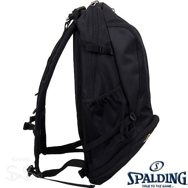 SPALDING ケイジャー ポリネシアン ブラック バスケットボール バッグ バックパック リュック スポルディング CAGER 40-007PB senssyo 14
