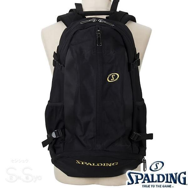 SPALDING ケイジャー ポリネシアン ブラック バスケットボール バッグ バックパック リュック スポルディング CAGER 40-007PB senssyo 15