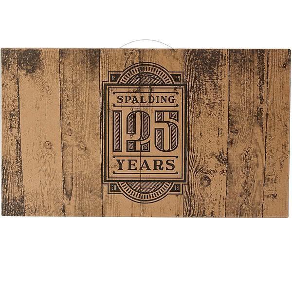 SPALDING ドア用バスケットゴール 125周年スラムジャム バックボード インテリア 木目調 バスケットボール ポリカーボネイト 室内 設置 スポルディング56109CN|senssyo|06
