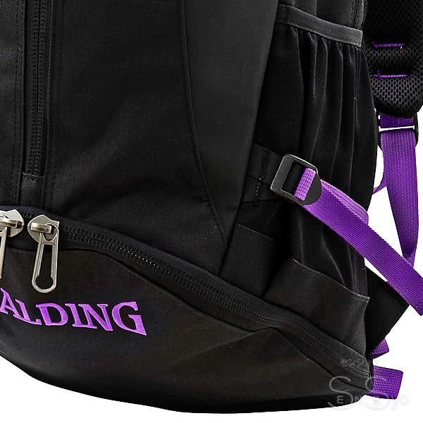 SPALDING ケイジャー パープルテープ バスケットボール用バッグ 32L CAGERリュック スポルディング 40-007PPT|senssyo|07