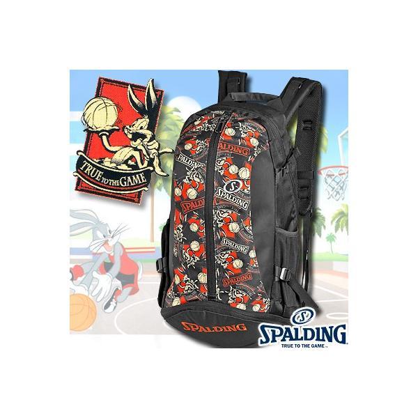 SPALDING ケイジャー バッグスバニー 40-007 バスケットボール バッグ スポーツ バスケ用バックパック リュック スポルディング CAGER 40-007BB|senssyo