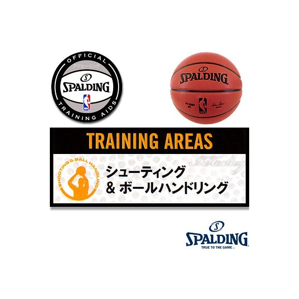 スポルディングNBA公認トレーニング 33インチ オーバーサイズ トレーニングボール練習 大きいバスケットボール9号相当 合成皮革 SPALDING74-878J|senssyo|02