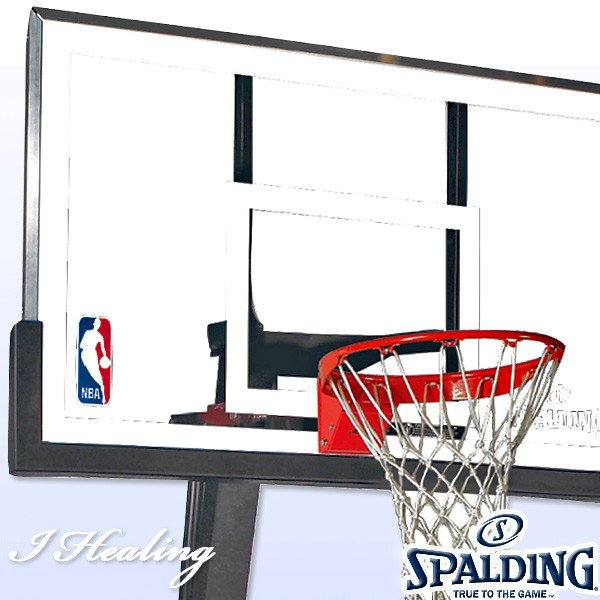 SPALDING バスケットゴール ザ ビースト 強化ガラス バスケットボール バスケ練習 ゴール NBAバックボード152cmスポルディング GOAL 74560JP senssyo 03