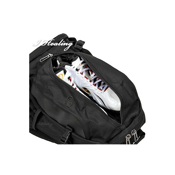 SPALDING ケイジャー ブラックブラック 40-007 バスケットボール バッグ スポーツ バスケ用バックパック リュック スポルディング CAGER 40-007BK|senssyo|05