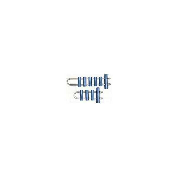 TOWA レスキューラック【4本アルミバー】【対応ロープ径:φ〜12.5mm】