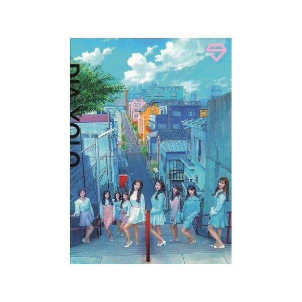 (予約販売)DIA / YOLO (2集) ピンクダイヤ [DIA][CD]