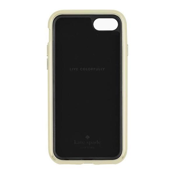 kate spade new york(ケイトスペード)iPhone 7/8 ケース(エクスポーズ グリッター ゴールド)|serekuto-takagise|03