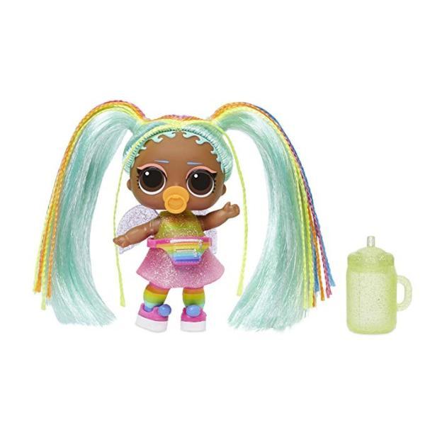 L.O.L. Surprise! Makeover Series Hairgoals Real Hair リアルヘア LOL サプライズ メークオーバーシリーズ2 serekuto-takagise 06