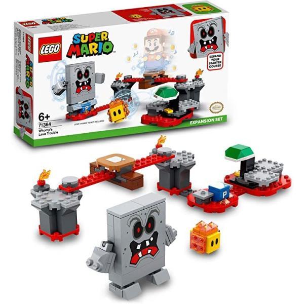 レゴ(LEGO)スーパーマリオバッタンのマグマチャレンジ71364