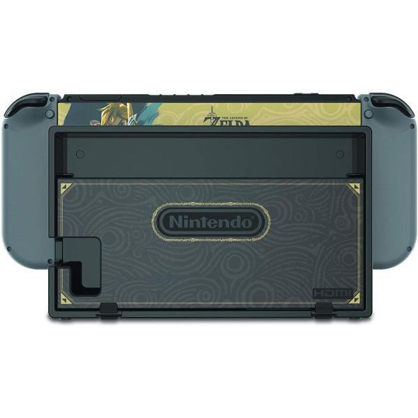 任天堂ライセンス商品 PDP Nintendo Switch スイッチ スキンシール&スクリーンプロテクター&アナログコントローラーキャップセット ゼルダ serekuto-takagise 05