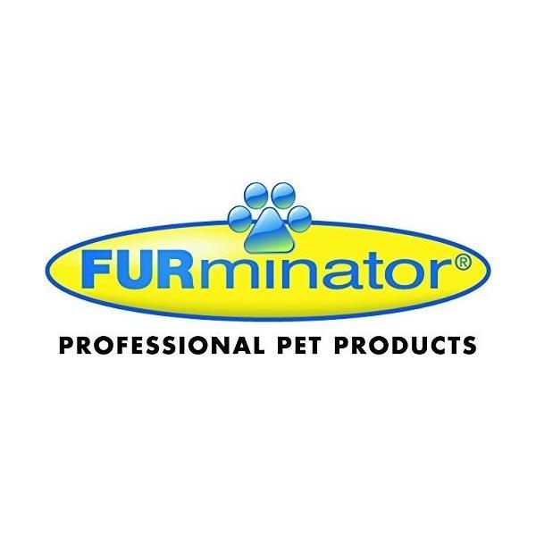 ファーミネーター 中型 犬 M 短毛種用 FURminator ペット ブラシ グルーミング 抜け毛 海外正規品|serekuto-takagise|05