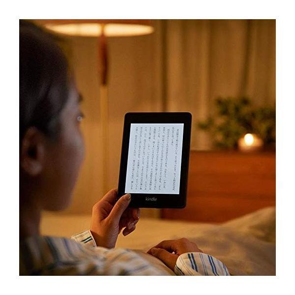 Kindle Paperwhite、電子書籍リーダー、防水機能搭載、Wi-Fi 、8GB、広告つき(Newモデル)|serekuto-takagise|06