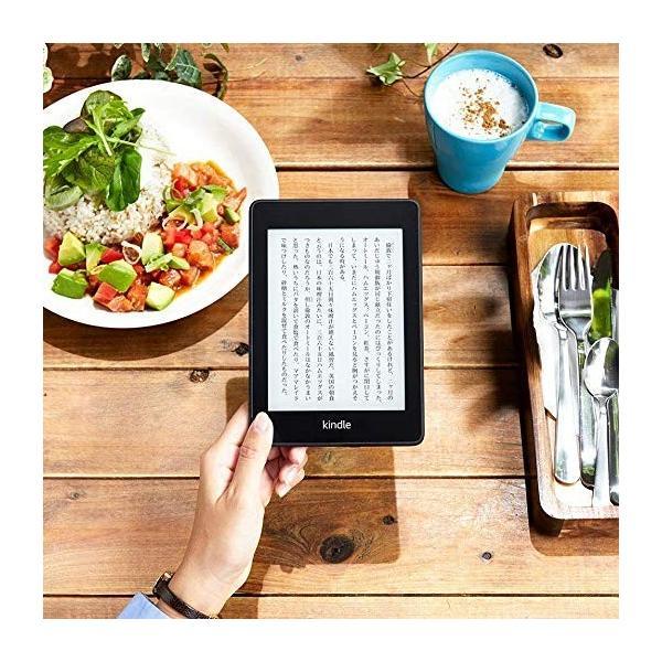 Kindle Paperwhite 電子書籍リーダー 防水機能搭載 Wi-Fi 32GB serekuto-takagise 05