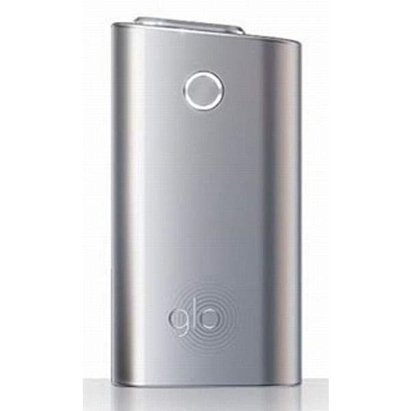 glo 新型 バージョンアップ スターターキット セット 本体(シルバー) 箱無し|serekuto-takagise