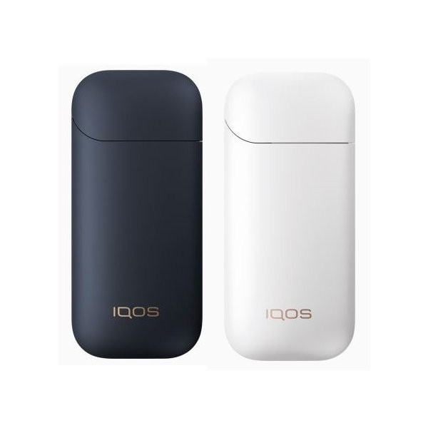IQOS アイコス 2.4Plus 新型 ポケット チャージャー ホワイト ネイビー 正規品 (製品登録不可) serekuto-takagise