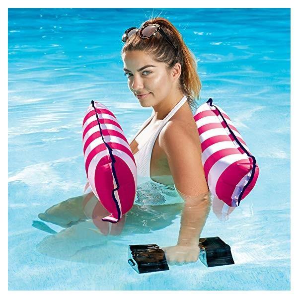 浮き輪 フロート ハンモック プール 海水浴 多目的 大人用 子供用 海外大人気商品|serekuto-takagise|05